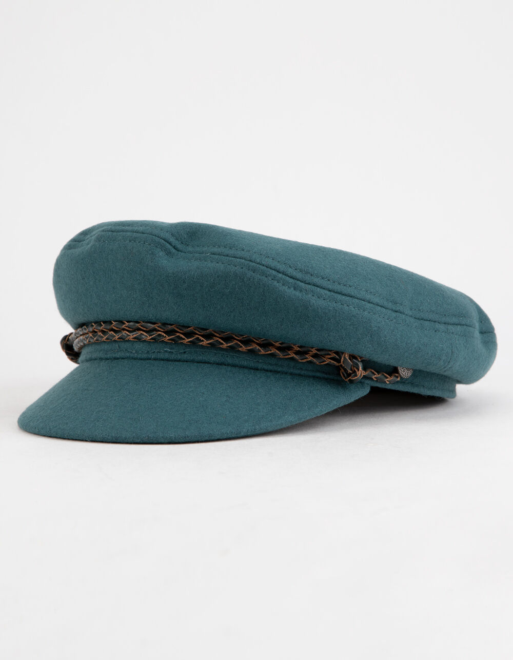 Image of BRIXTON ASHLAND MINERAL BLUE FIDDLER CAP