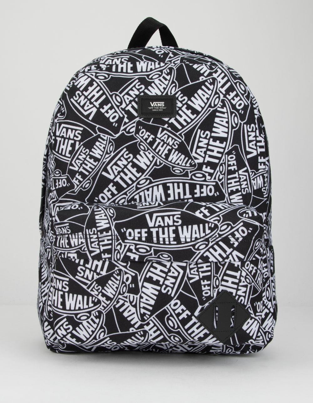 VANS Old Skool II Off The Wall Backpack