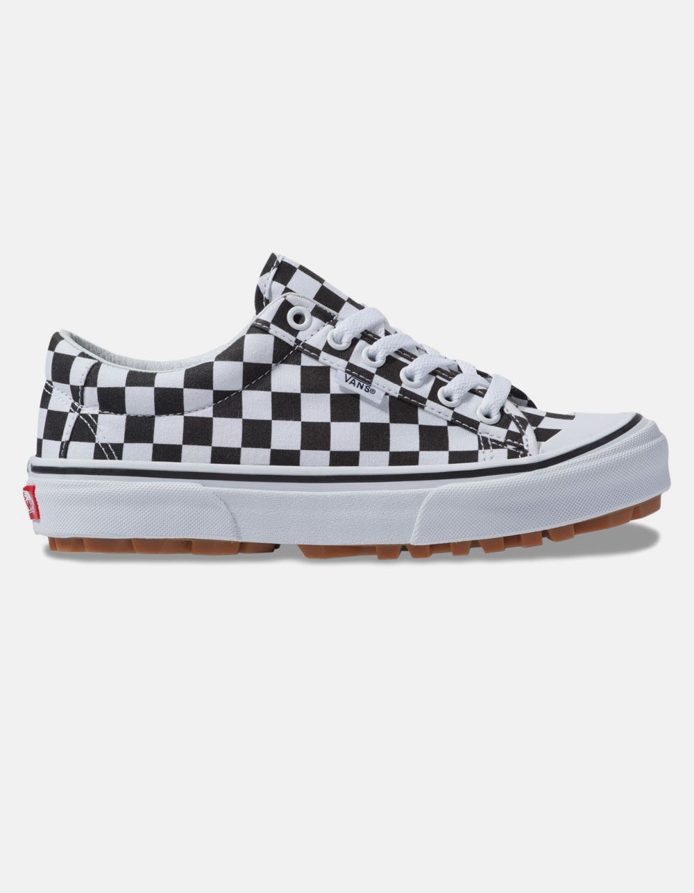 VANS STYLE 29 CHECKERBOARD & TRUE WHITE SHOES