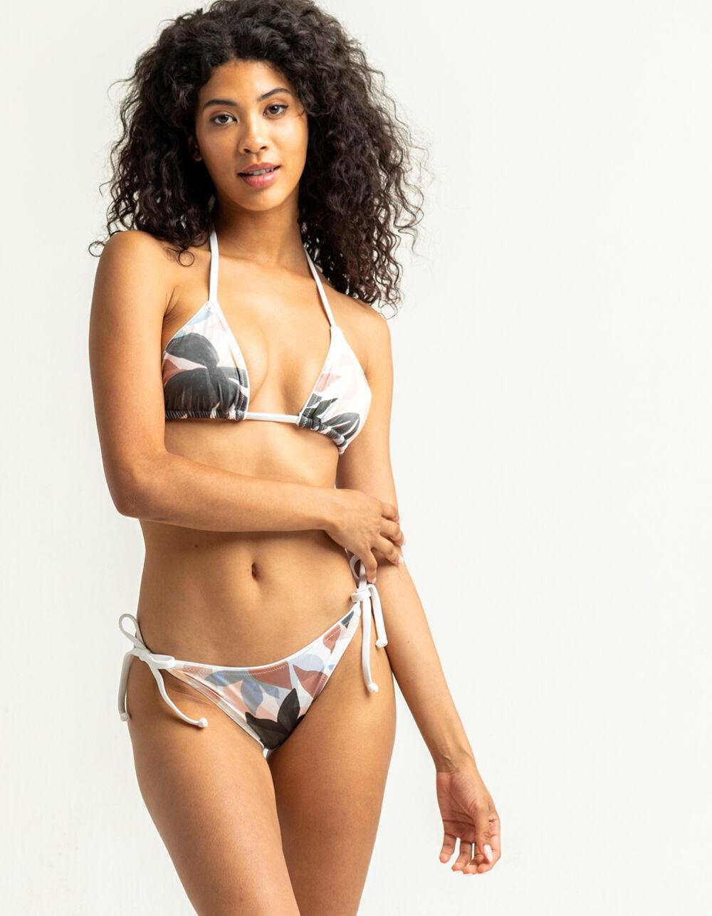 QUIKSILVER Classic Recycled Tie-Side Bikini Bottoms