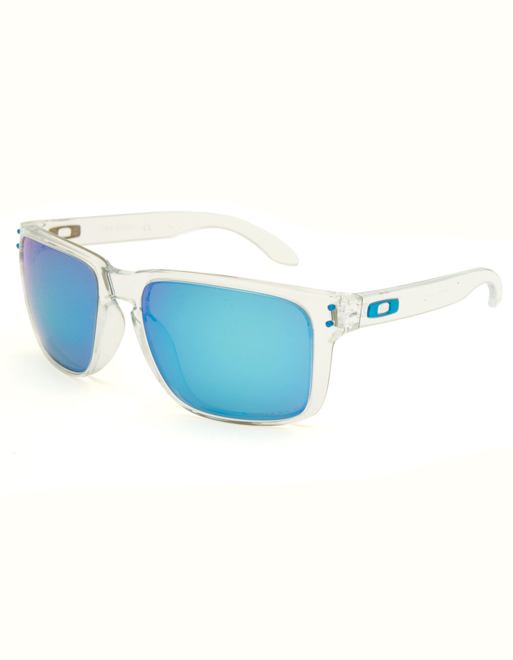 OAKLEY Holbrook XL Clear & Blue Sunglasses