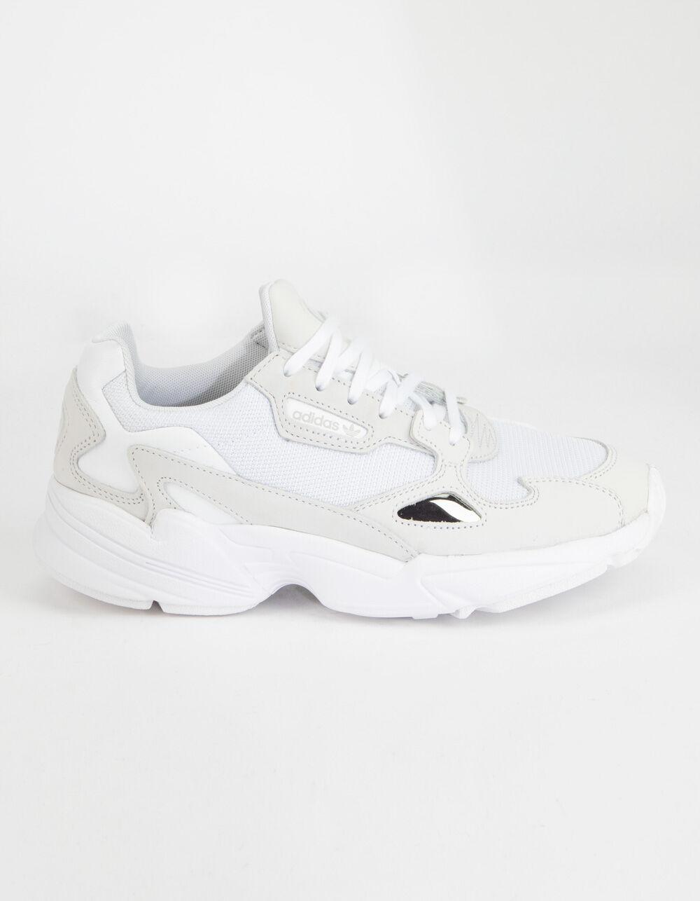 ADIDAS Falcon White Shoes