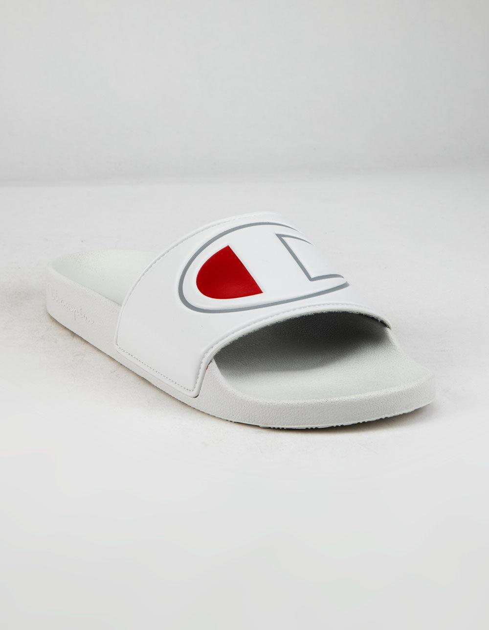 CHAMPION IPO White Sandals