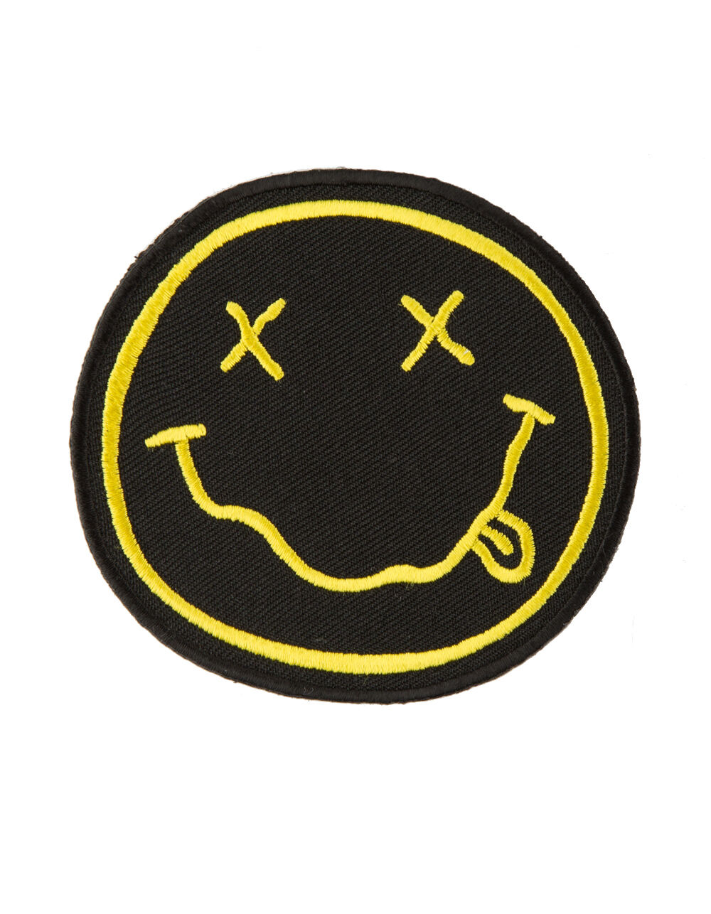 Image of NIRVANA SMILEY PATCH