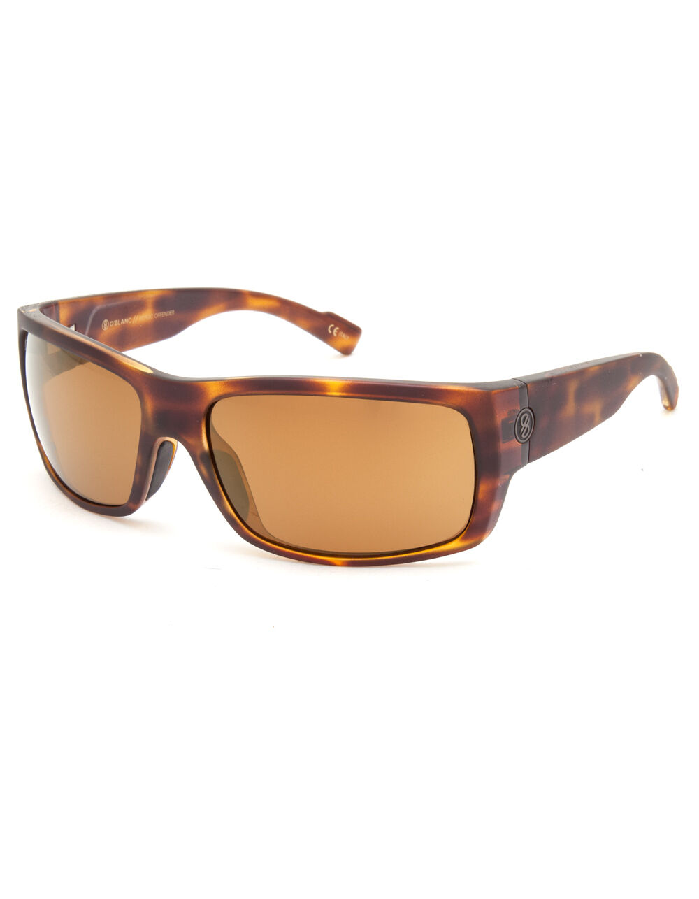D'BLANC Repeat Offender Polarized Sunglasses