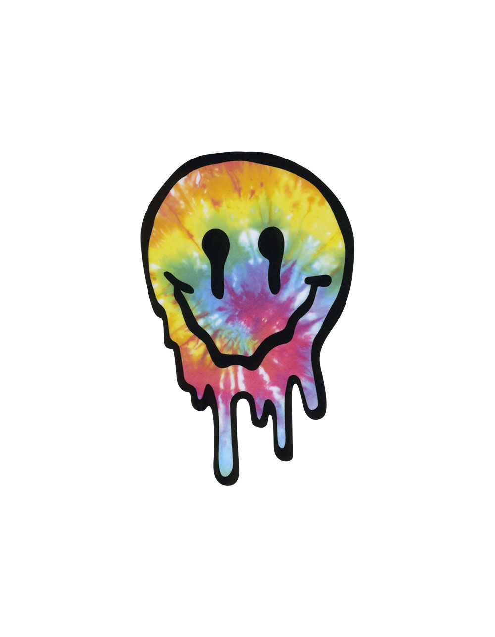 STICKIE BANDITS Drippy Face Sticker