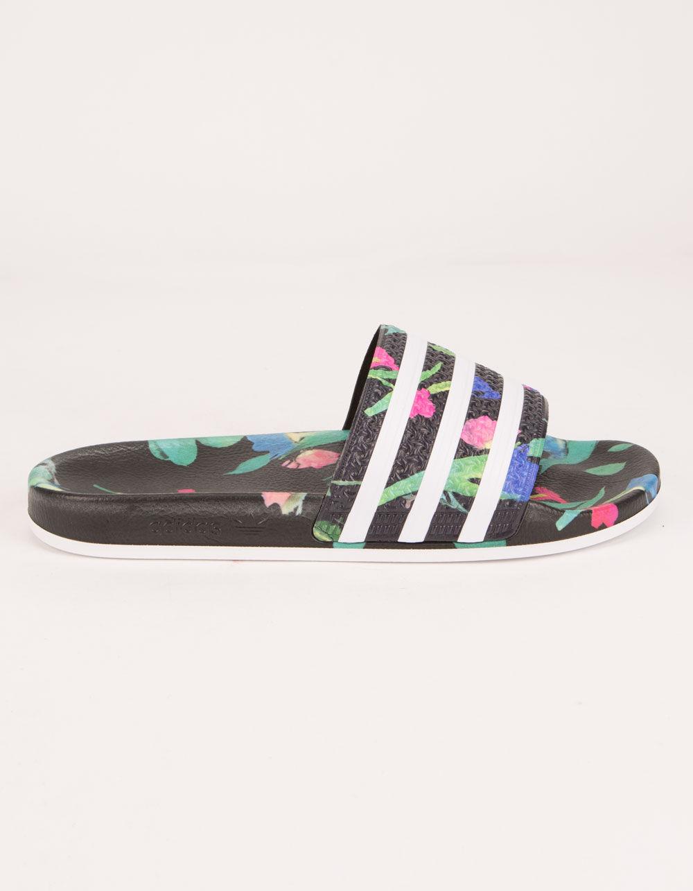 ADIDAS Adilette Black Sandals