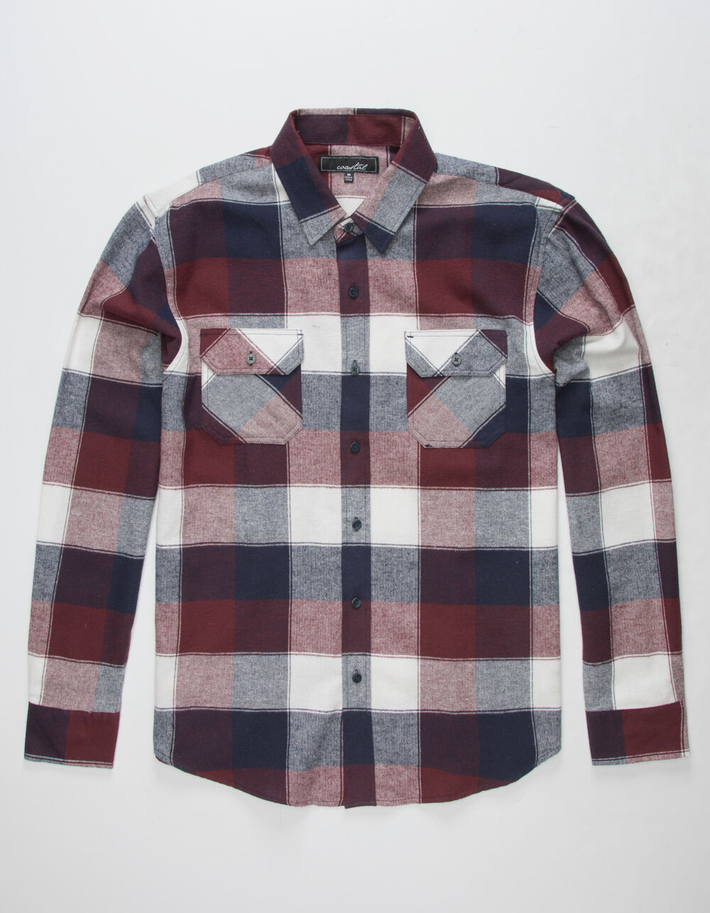Image of COASTAL HOUNDS FLANNEL SHIRT