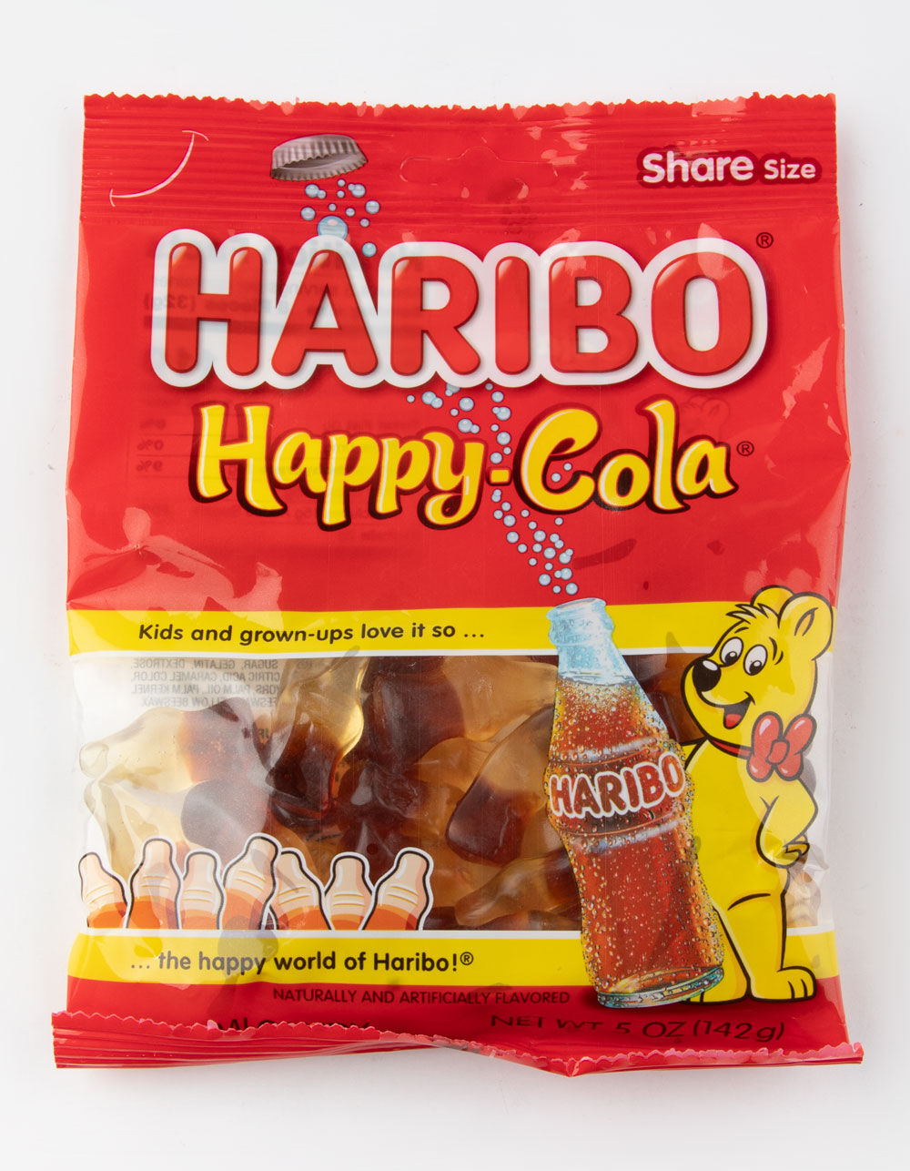 HARIBO Happy Cola Candy