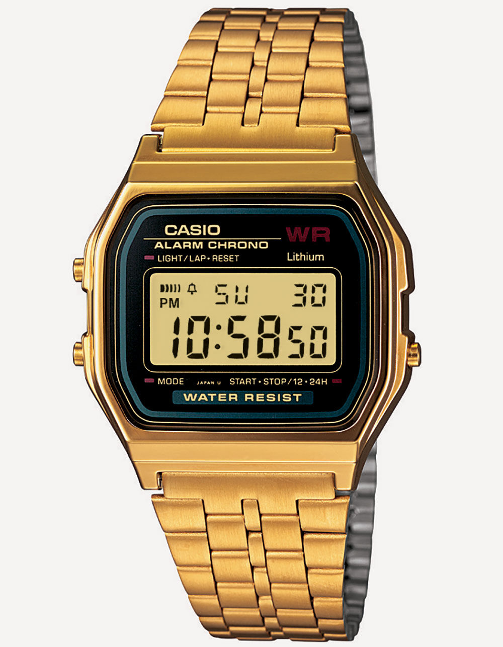 Image of CASIO VINTAGE COLLECTION A159 WATCH