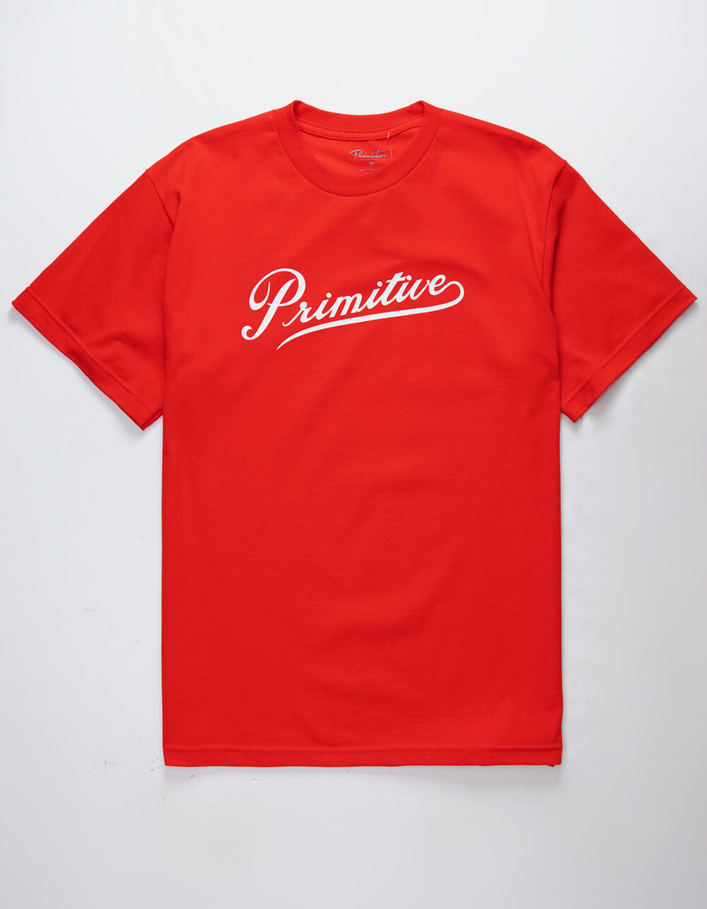 PRIMITIVE Caldwell Red T-Shirt