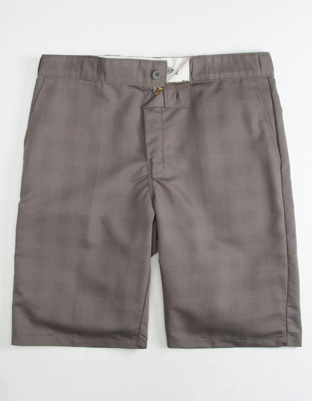 DICKIES Shadow Plaid Shorts