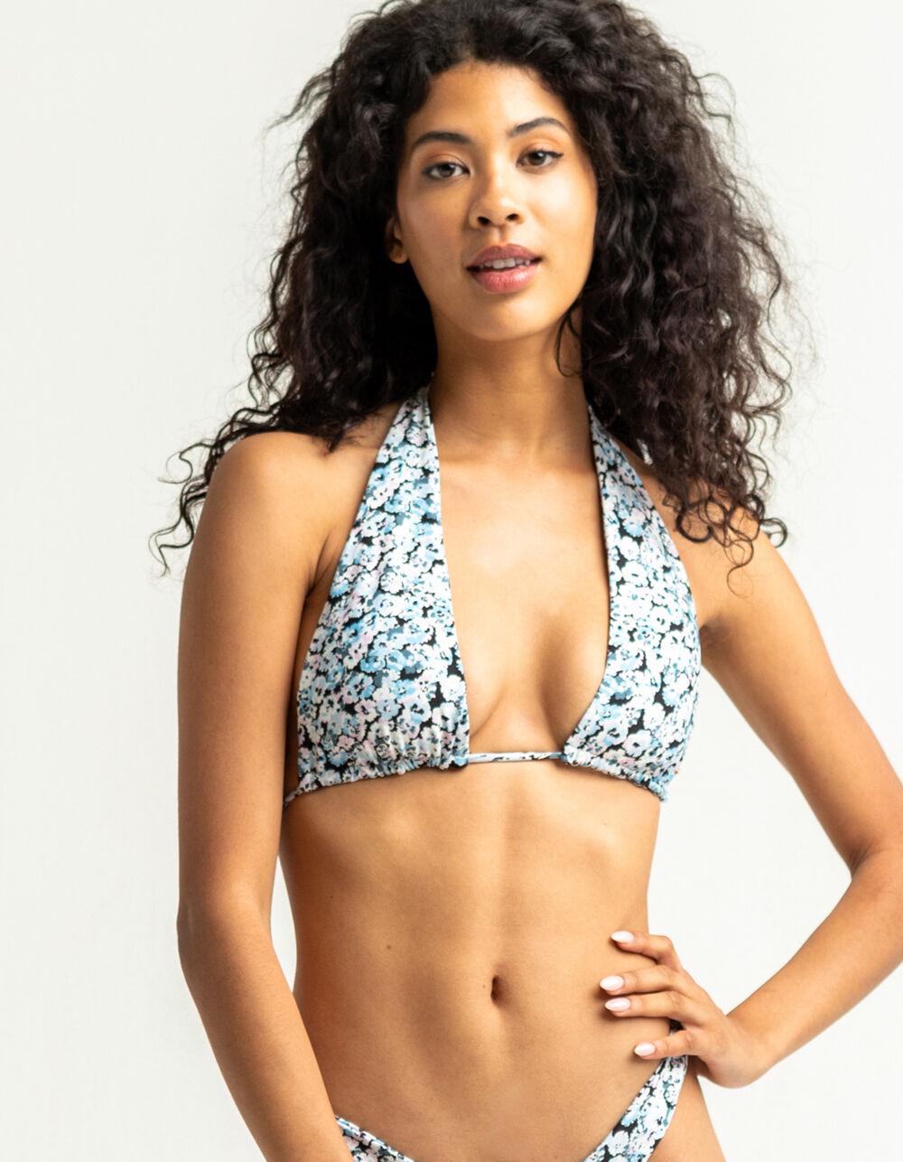 VOLCOM Bloom Generation Triangle Bikini Top