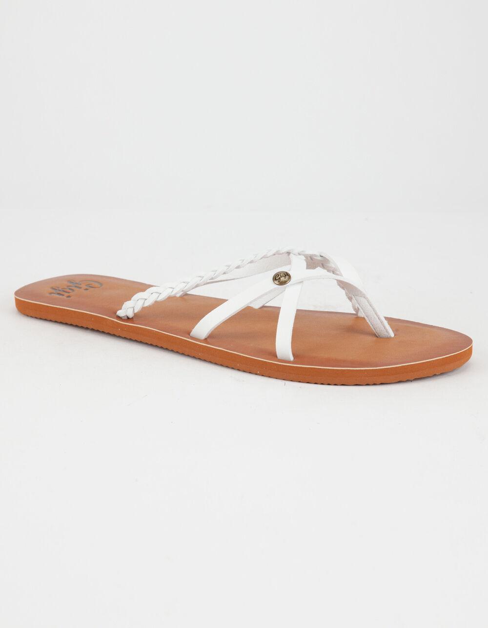 GIGI Criss Cross Sandals