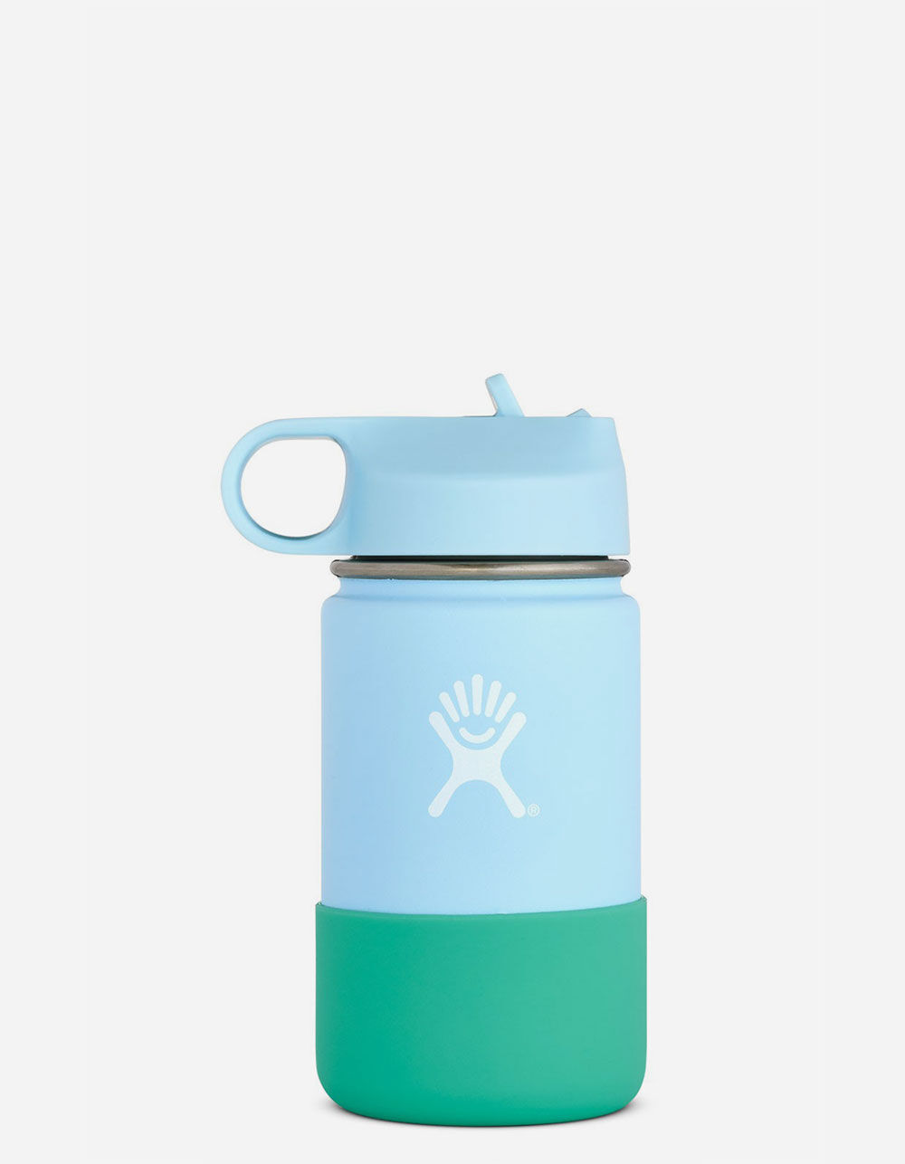 HYDRO FLASK Frost 12oz Kids Wide Mouth Water Bottle