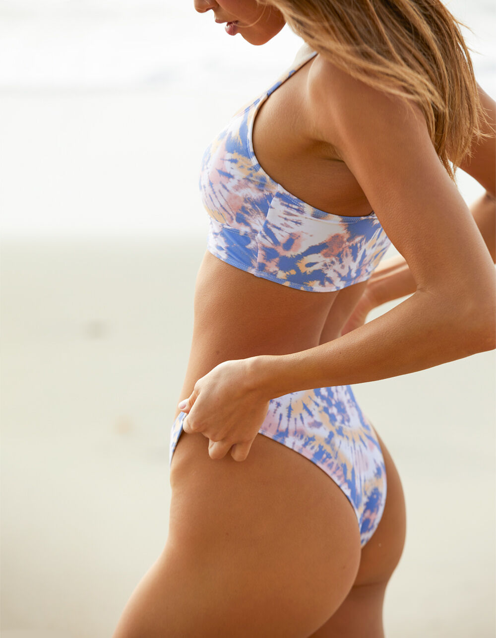 FULL TILT High Leg Cheekier Bikini Bottoms