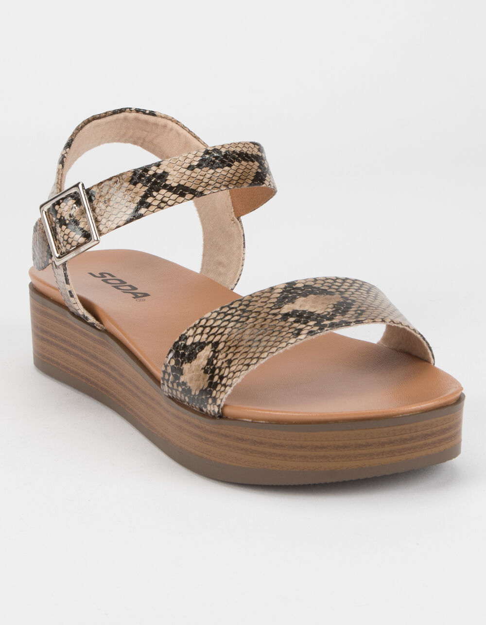 SODA Nebula Platform Python Flatform Sandals