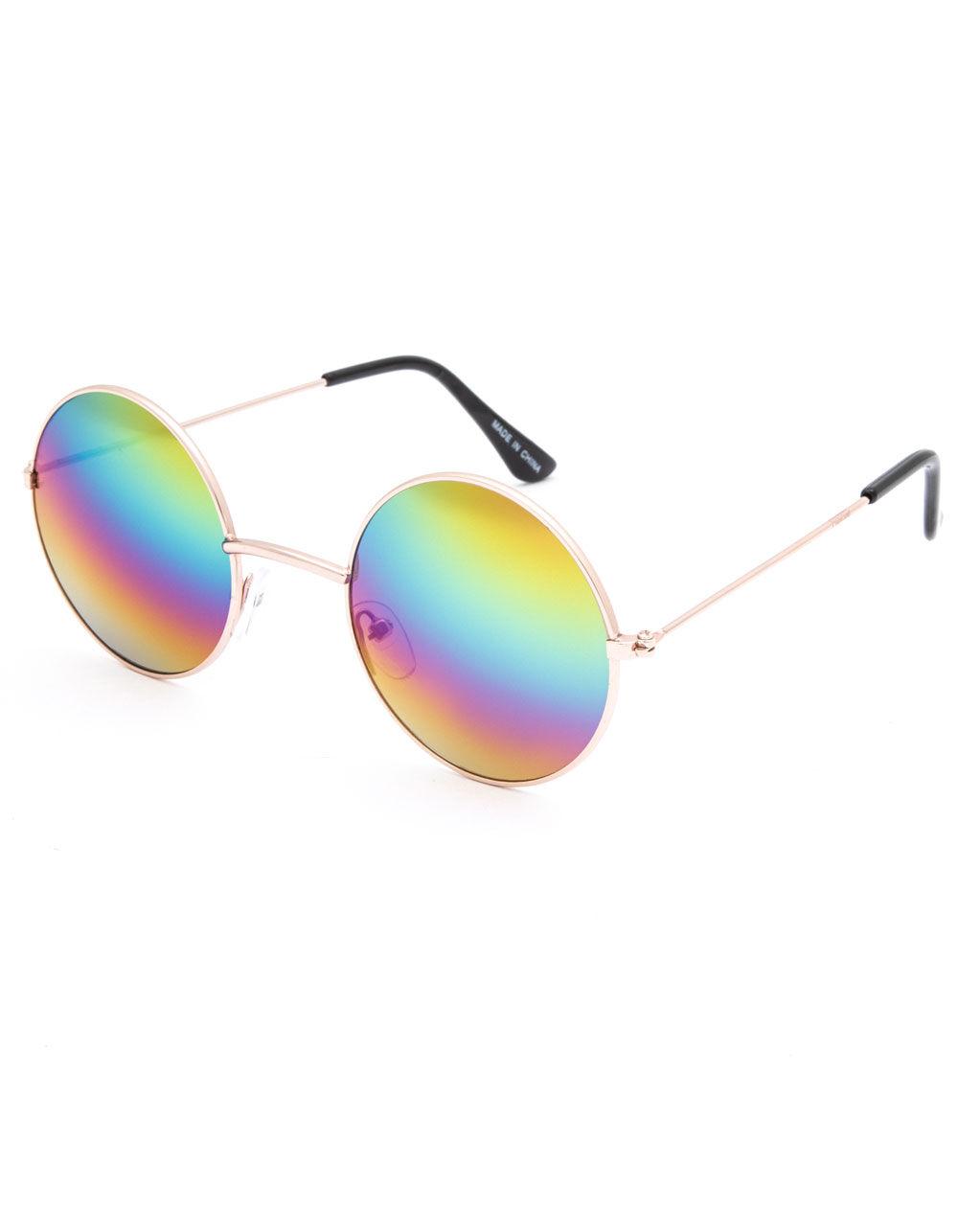 FULL TILT Rachel Round Sunglasses
