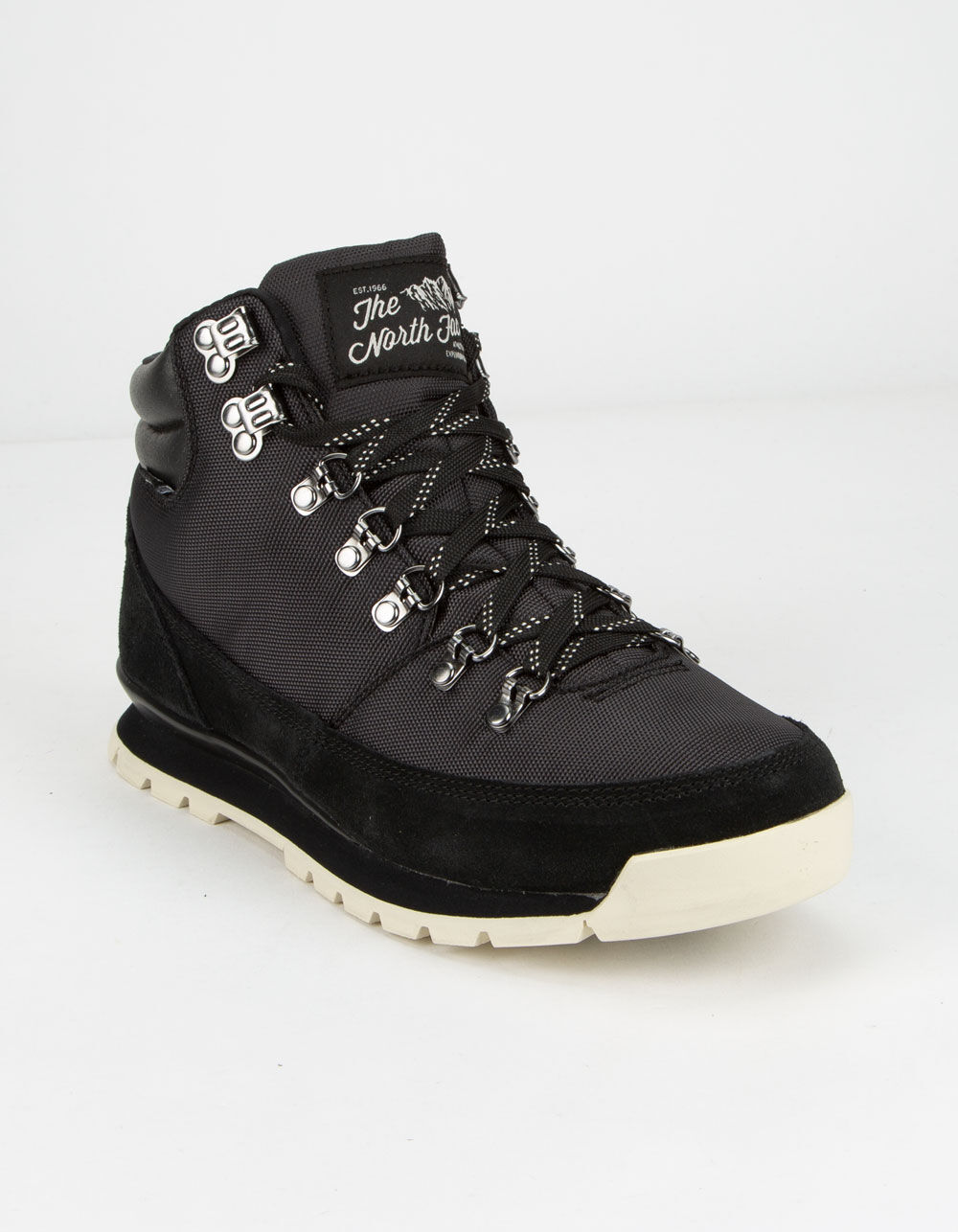THE NORTH FACE Back-To-Berkeley Redux TNF Black & Vintage White Boots