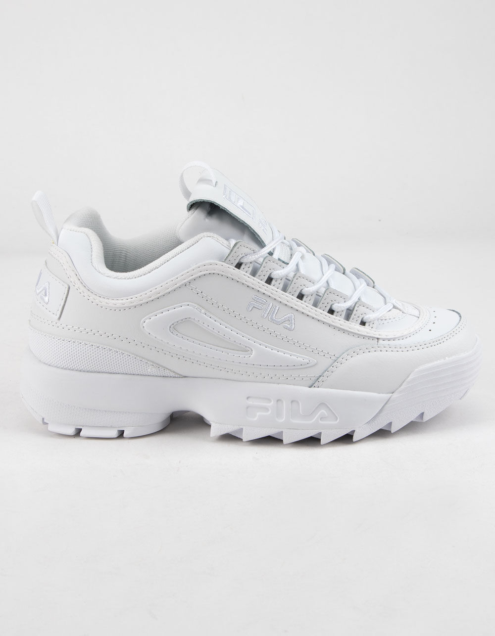 FILA Disruptor 2 Premium White Shoes