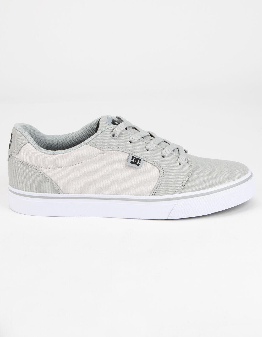 DC SHOES Anvil TX Gray Shoes