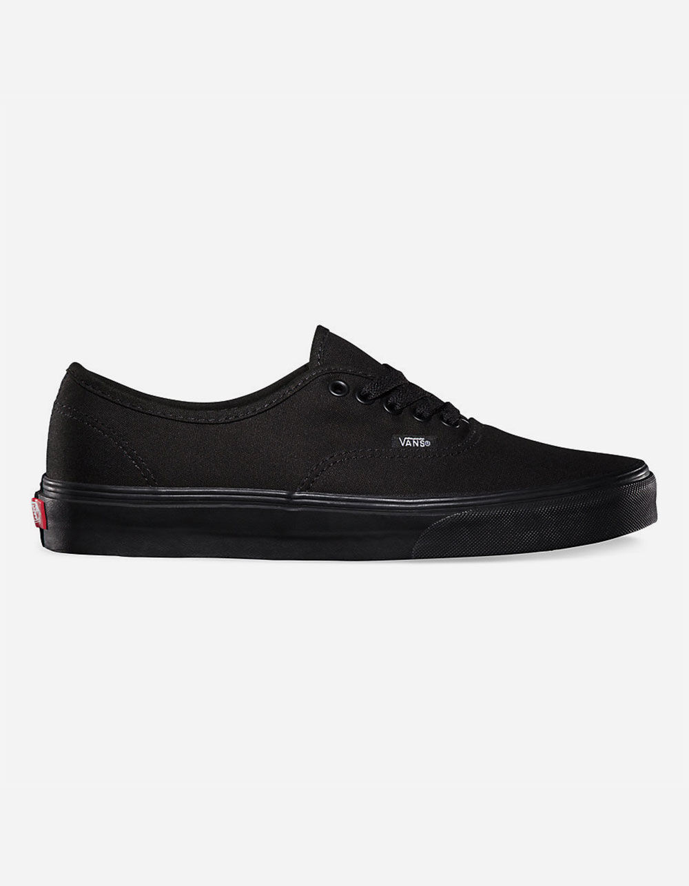 VANS Authentic Black & Black Shoes