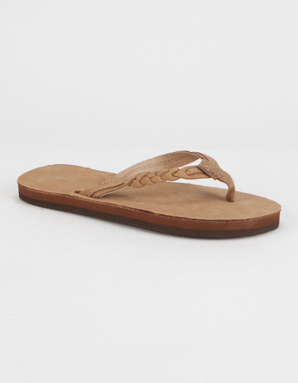 RAINBOW Flirty Braidy Girls Sandals