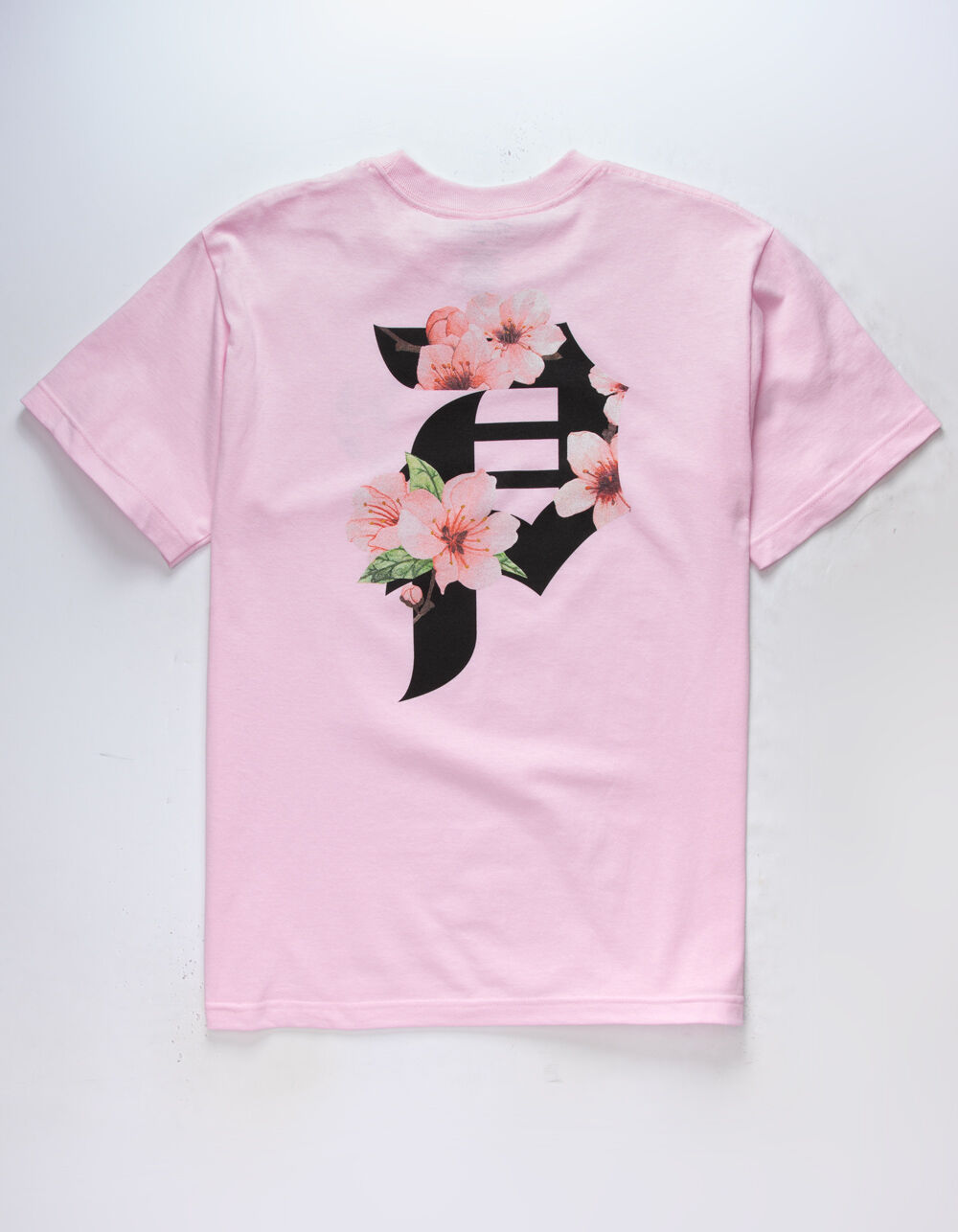 PRIMITIVE Dirty P Cherry Blossom Pink T-Shirt