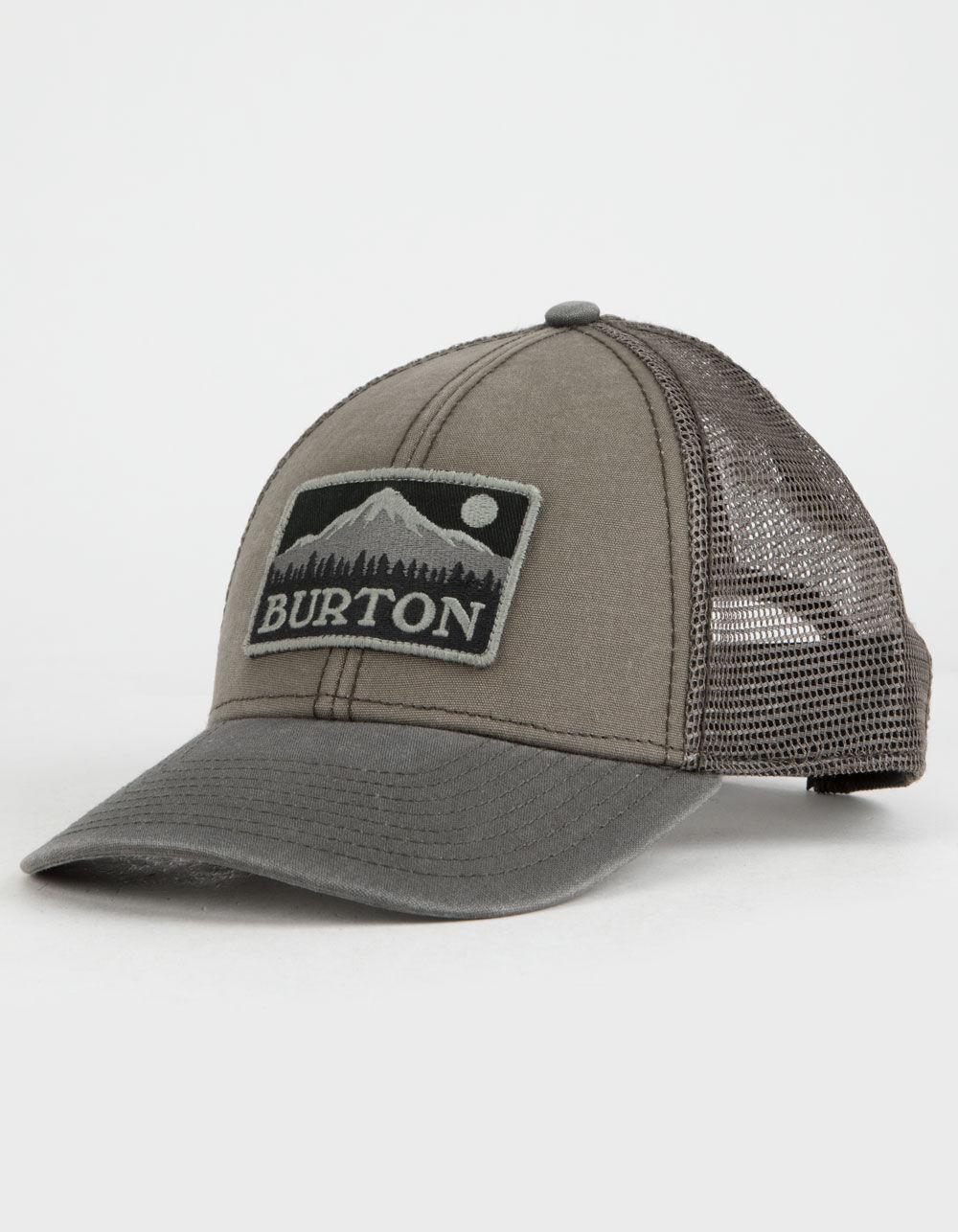 Image of BURTON TREEHOPPER CASTLEROCK TRUCKER HAT