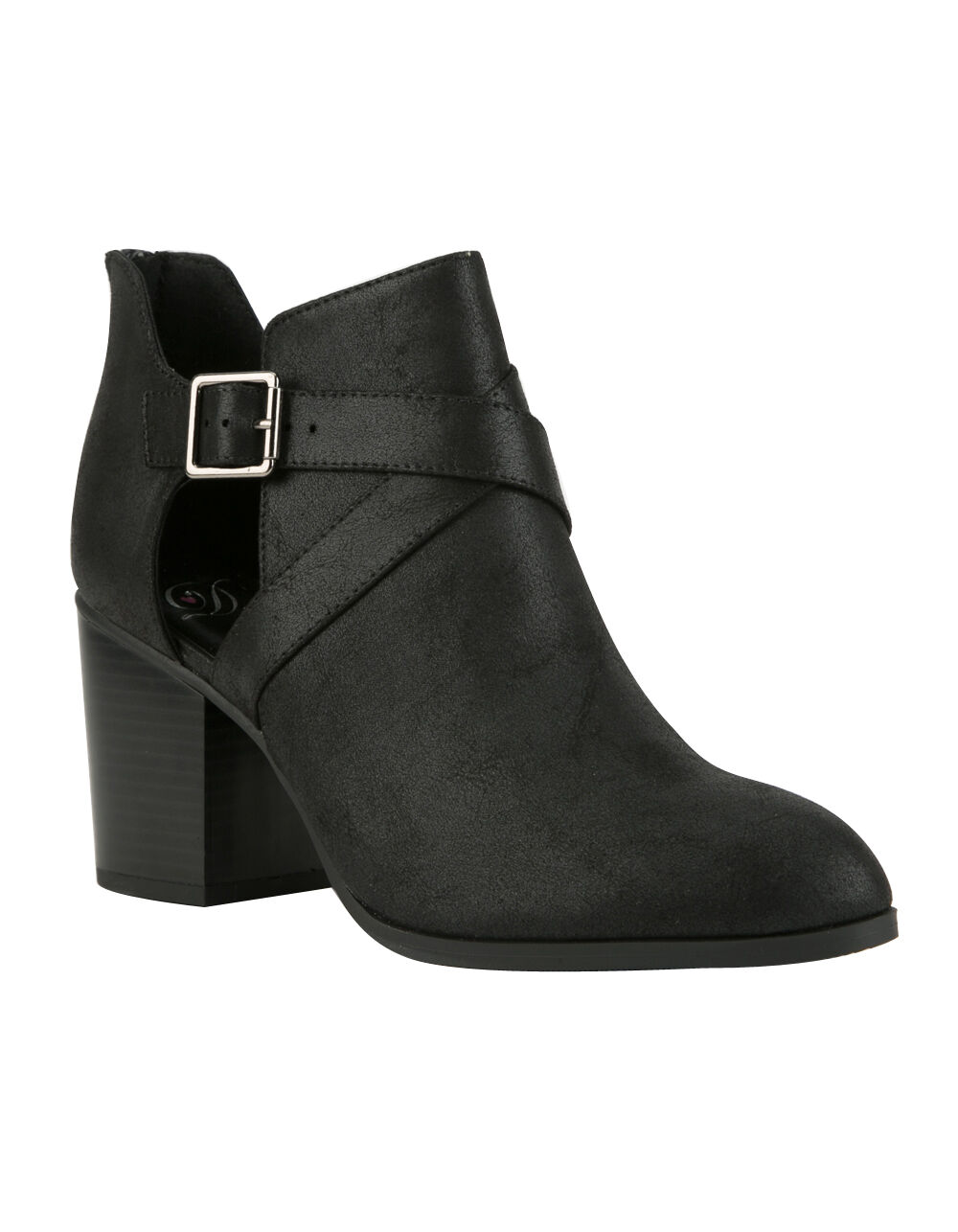 Image of DELICIOUS CUTOUT BOOTIES
