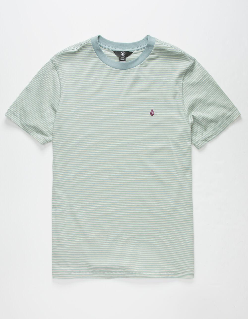 VOLCOM Thorne Light Blue T-Shirt