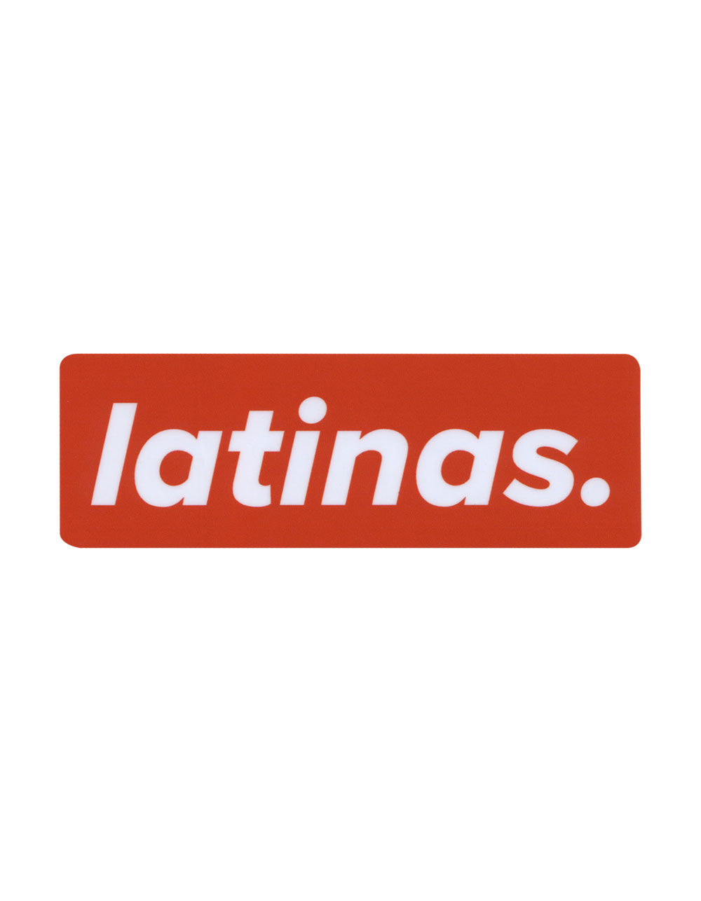 STICKIE BANDITS Latinas Sticker
