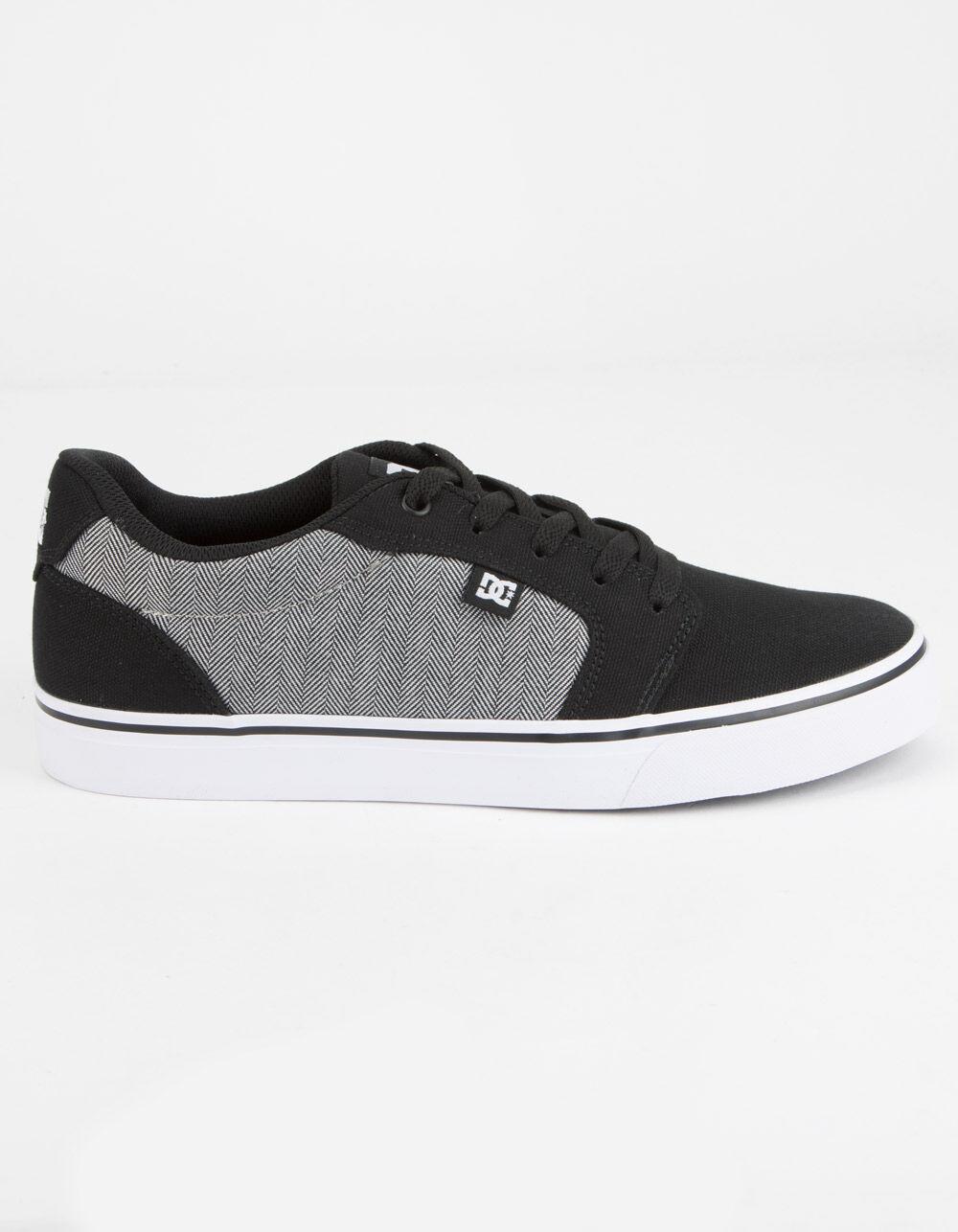 DC SHOES Anvil TX SE Black Combo Shoes