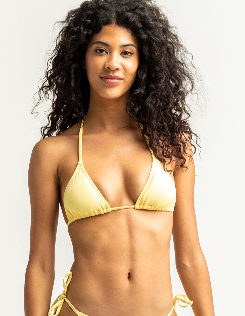 FULL TILT Sun Triangle Bikini Top