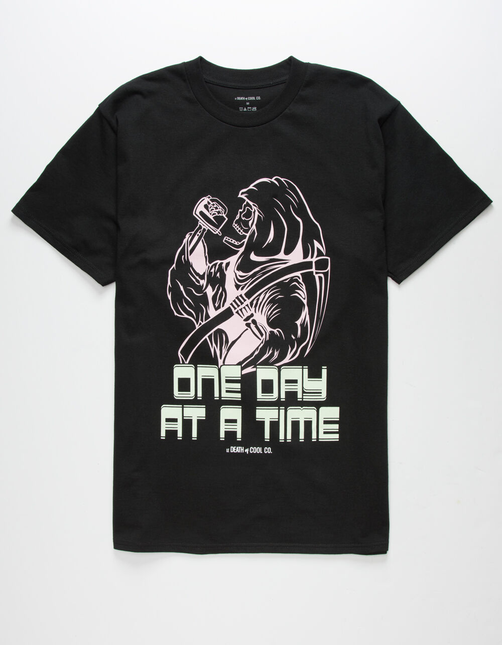 Image of LE DEATH OF COOL One Day T-Shirt