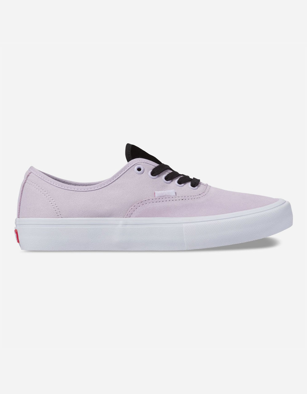 VANS Velvet Authentic Pro Lavendar Shoes