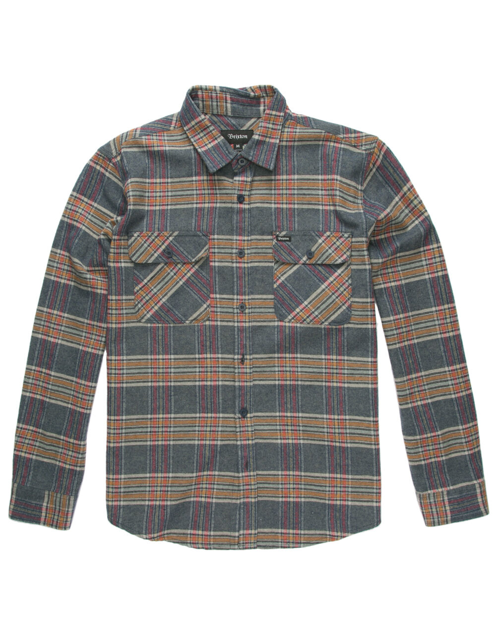 Image of BRIXTON BOWERY FLANNEL SHIRT
