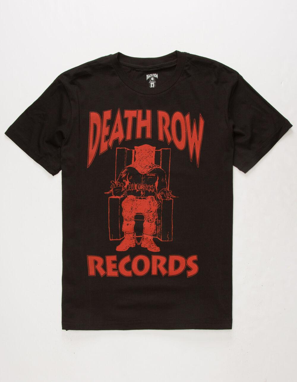 DEATH ROW RECORDS Logo T-Shirt
