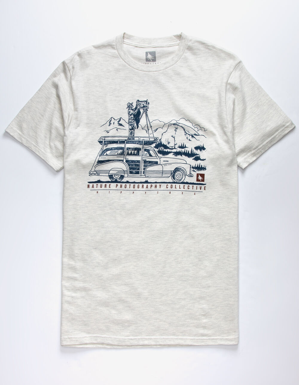 Image of HIPPYTREE Ansel T-Shirt