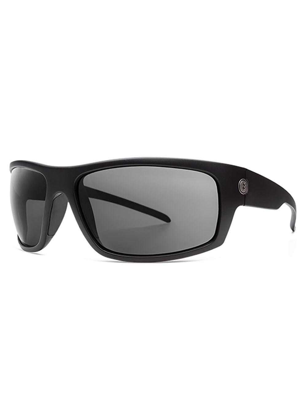 ELECTRIC Tech One XLS Matte Black & Ohm Polar Grey Polarized Sunglasses