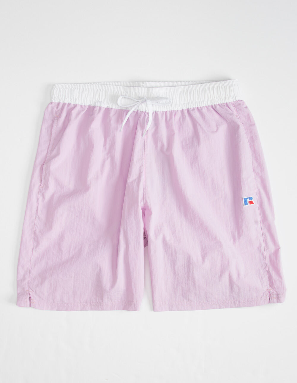RUSSELL ATHLETIC Schwimmer Lavender Volley Shorts