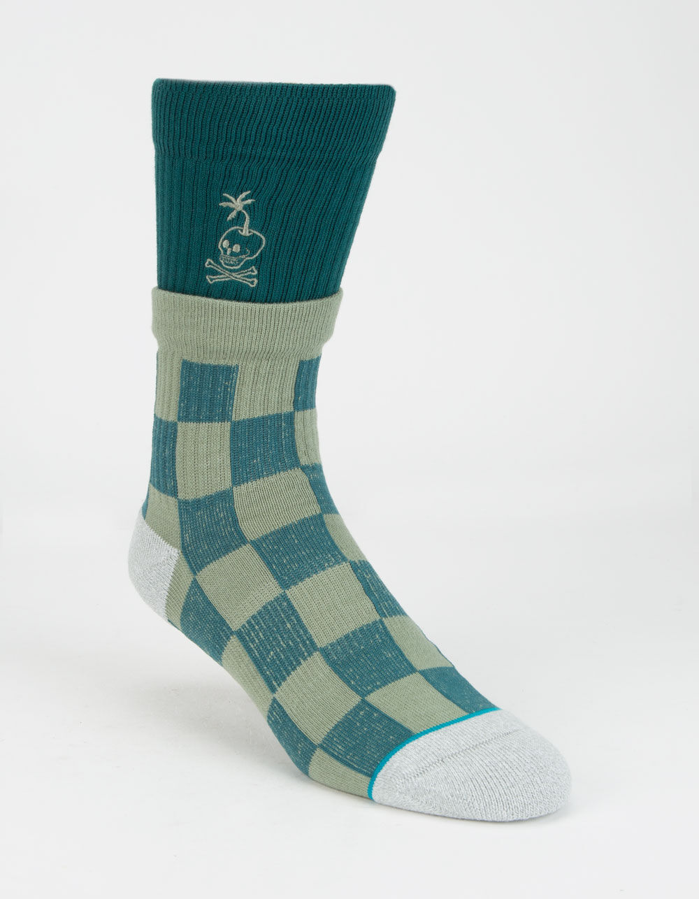 STANCE Stacked Palm Crew Socks