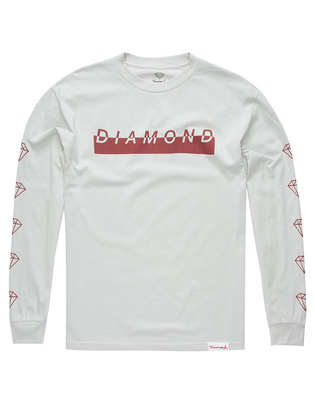Image of DIAMOND SUPPLY CO. BLOCK DROP T-SHIRT