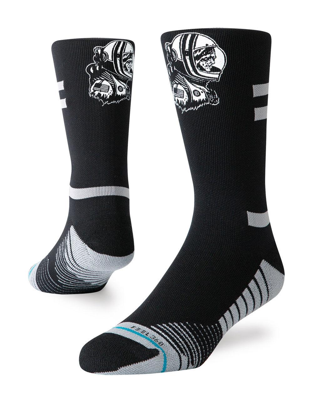 STANCE Zombie Astronaut Crew Socks