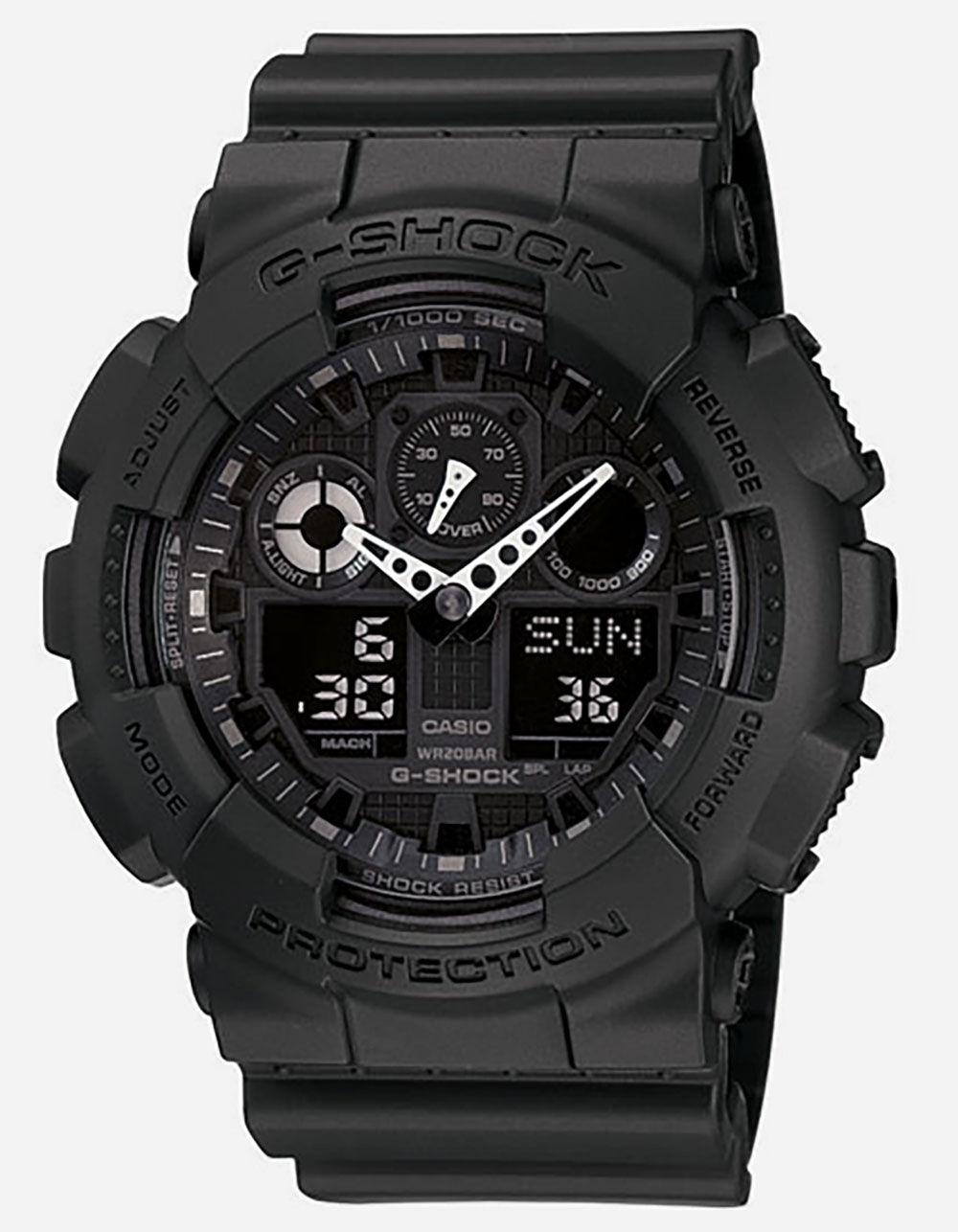 G-SHOCK GA100-1A1 Watch