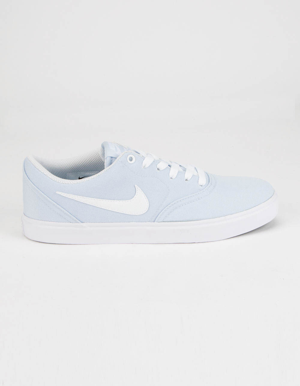 NIKE SB Check Solarsoft Canvas Baby Blue Shoes