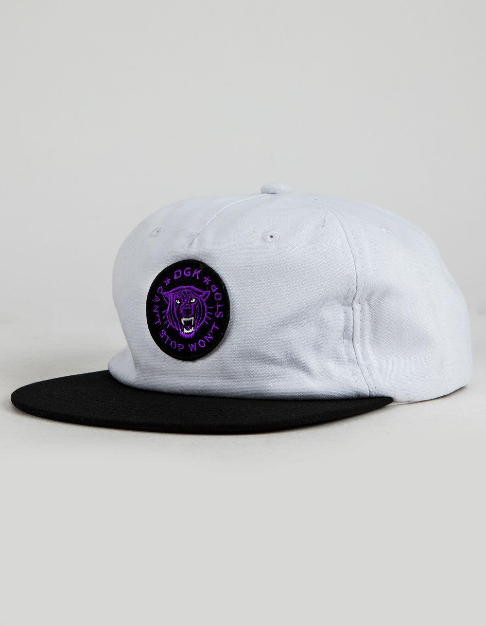 Image of DGK HUNGER STRAPBACK HAT