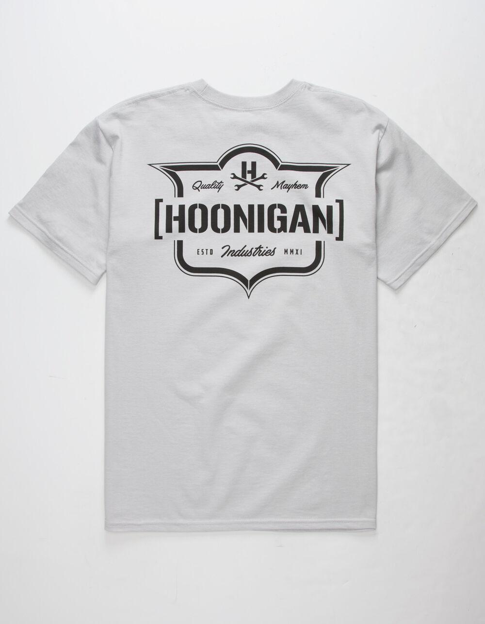 HOONIGAN Emblem T-Shirt
