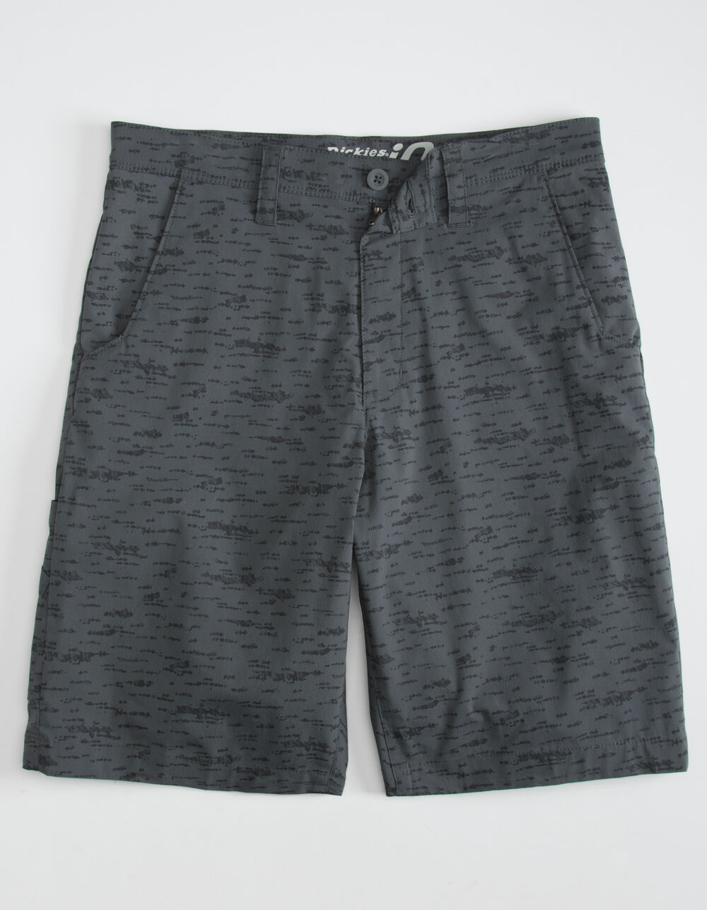 DICKIES Charcoal Hybrid Shorts