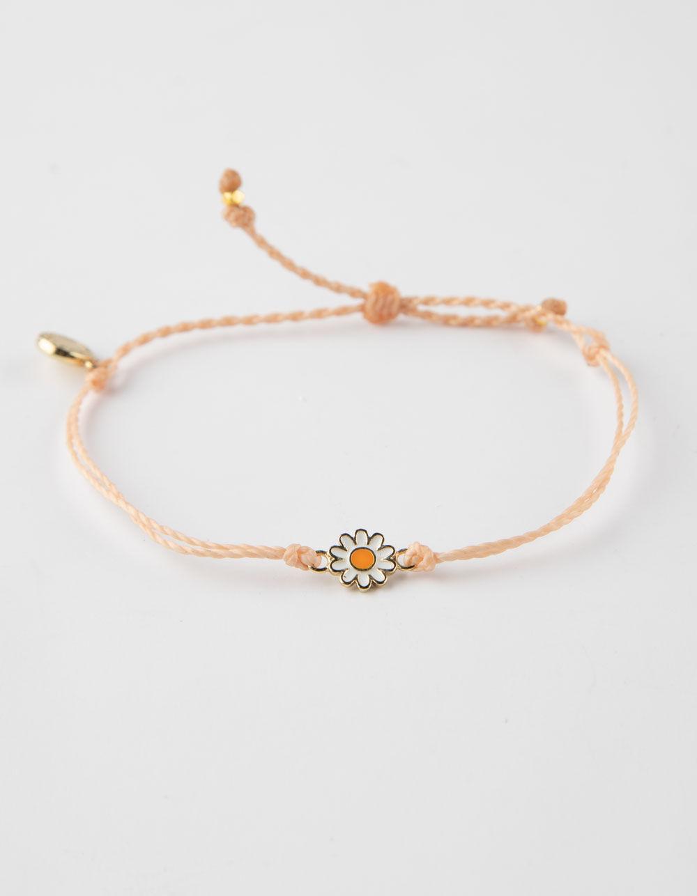 PURA VIDA Daisy Blush Bracelet